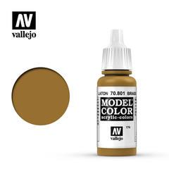 VAL70801 Vallejo Model Color Brass 17ml (174)
