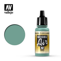 Vallejo Model Air - A-28M Greyish Blue - VAL71319 - 17ml