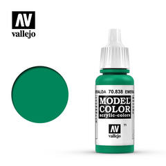 VAL70838 Vallejo Model Color Emerald 17ml (071)
