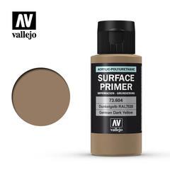 Vallejo Surface Primer - German Dark Yellow - VAL73604 - 60ml