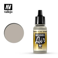 Vallejo Model Air - IJN Medium Grey - VAL71312 - 17ml