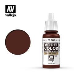 Vallejo Model Color - Hull Red - VAL70985 - 17ml