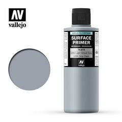 Vallejo Surface Primer - USN Light Ghost Grey  - VAL74615 - 200ml