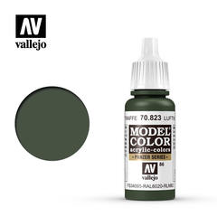 VAL70823 Vallejo Model Color Luftwaffe Camo Green 17ml (086)