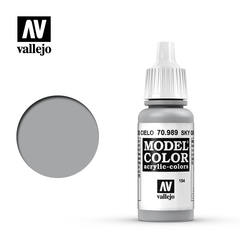 VAL70989 Vallejo Model Color Sky Grey 17ml (154)