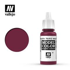 VAL70812 Vallejo Model Color Violet Red 17ml (043)