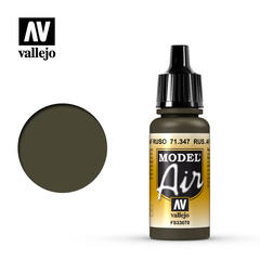 Vallejo Model Air - Russian AF Dark Green - VAL71347 - 17ml