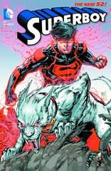 Superboy Tp Vol 04 Blood And Steel (N52)