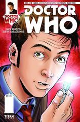 Doctor Who 10 Th #1 Subscription Casagrande