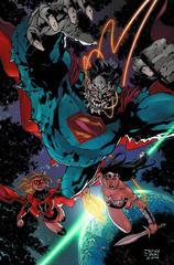 Superman Wonder Woman #9 Bombshells Var Ed (Doomed)