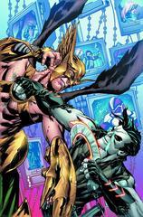 Justice League United #2 Bombshells Var Ed