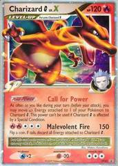 Charizard [G] LV.X - DP45 - Promotional