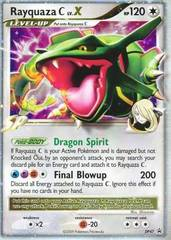 Rayquaza C LV.X - DP47 - Promotional