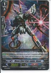 Mana Shot Star-Vader, Neon - PR/0094EN - PR (BT13 Promo)