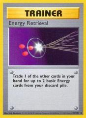 Energy Retrieval - 81/102 - Uncommon - Shadowless Edition