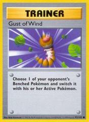 Gust of Wind - 93/102 - Common - Shadowless Edition