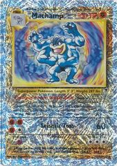 Machamp - 15/110 - Holo Rare - Reverse Holo