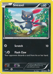 Sneasel - 50/106 - Uncommon