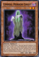Umbral Horror Ghost - PRIO-EN010 - Common - 1st Edition