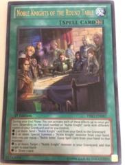 Noble Knights of the Round Table - PRIO-EN087 - Ultra Rare - 1st Edition