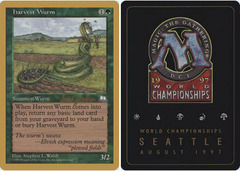 Harvest Wurm - Svend Geertsen - 1997