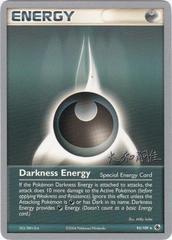 Darkness Energy - 93/109 - Tsuguyoshi Yamato - WCS 2004