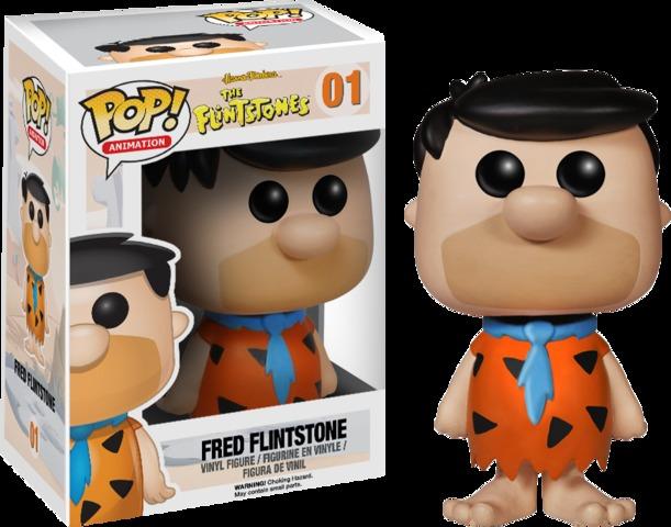 Animation Series - #01 - Fred Flinstone (The Flinstones)