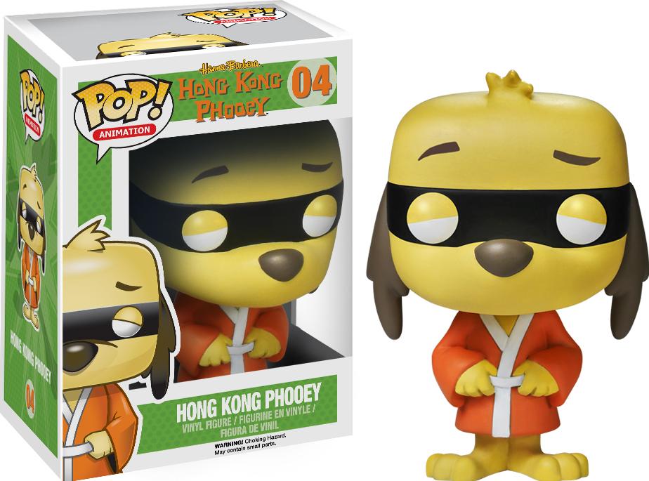 Animation Series - #04 - Hong Kong Phooey (Hanna Barbera)