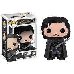 #07 Game of Thrones - Jon Snow