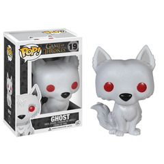 #19 - Ghost (Game of Thrones)