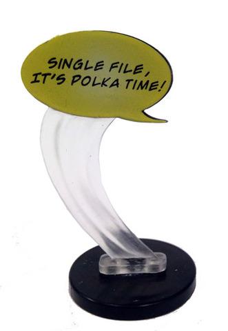 Single File, Its Polka Time! (W010)