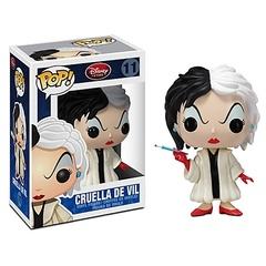 Funko Pop! - Disney - #11 - Cruella De Vil