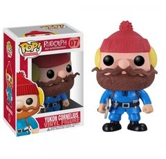 #07 - Yukon Cornelius (Ruldolph the Red Nose Raindeer)