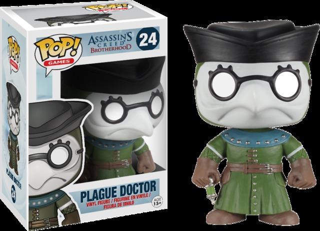 24 Plague Doctor Assassins Creed Toys Toys Non