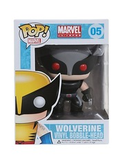 #05 - X-Force Wolverine (Hot Topic)