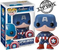 #10 - Captain America (Avengers)