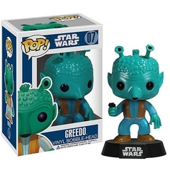 #07 - Greedo (Star Wars)