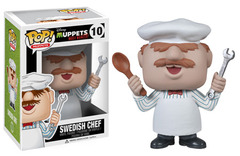 #10 - Swedish Chef (Muppets Most Wanted)