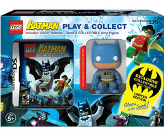 #01  GITD Retro Blue Batman (Solutions2Go Game Bundle)