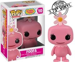 #10 - Foofa (Yo Gabba Gabba)