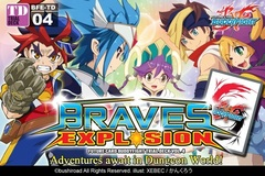 Trial Deck 4: Braves Explosion