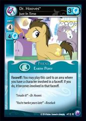 Dr. Hooves, Just In Time - 12