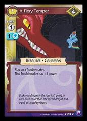 A Fiery Temper - 129