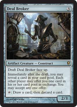Deal Broker - Foil