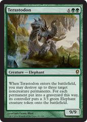 Terastodon - Foil