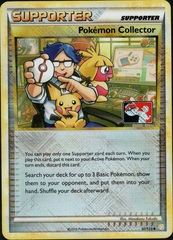 Pokemon Collector - 97 - Promotional - Crosshatch Holo Player Rewards Program 2011 - League Promo