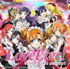 Love Live! Ver. E Booster Pack on Channel Fireball
