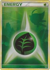 Grass Energy - 88 - Promotional - Crosshatch Holo 2011 Player Rewards