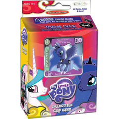 My Little Pony Princess Luna Theme Deck