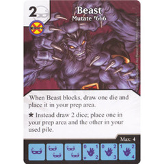 Beast - Mutate #666 (Card Only)
